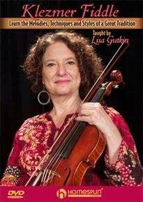 Gutkin How Play Klezmer Fiddle DVD [Import anglais]