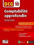 DCG 10 - Comptabilité approfondie - 2018/2019