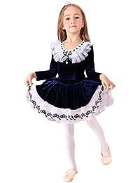 Navyblue Black Swan zweiteilige Ballett-Ballettröckchen Kleid ( Größe 4-8) , Preis / Stück