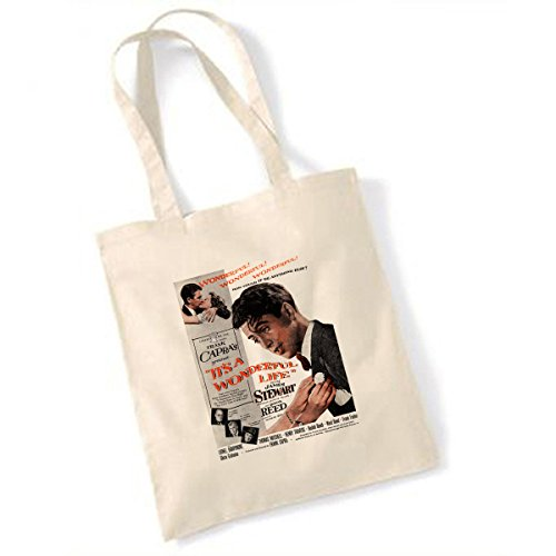 SA A Wonderful Life Sac fourre-tout