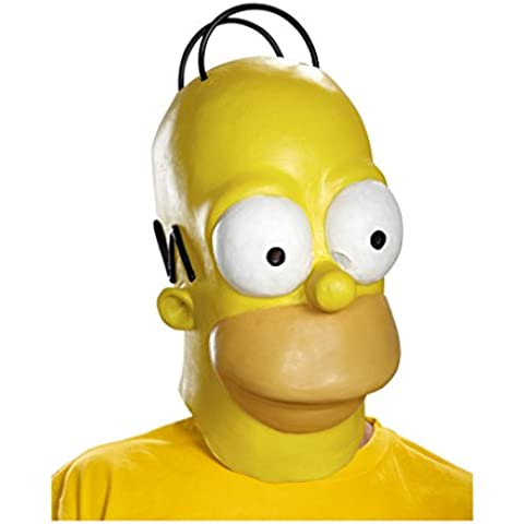 Homer Simpson maschera