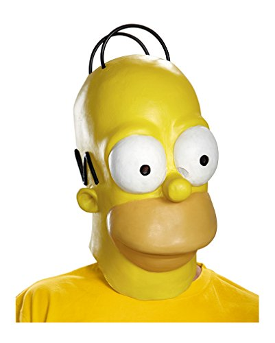 Homer Simpson Maske (Masken Simpsons)