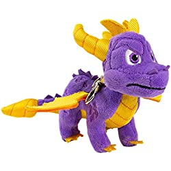 Rubber Road - Llavero Peluche Spyro the Dragon