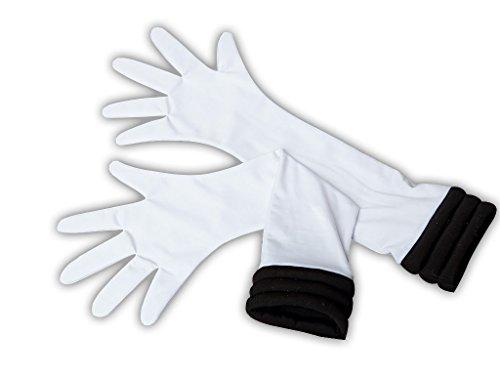 De-Cos Cosplay Costume Accessory Sailor Pluto Meiou Setsuna White ()