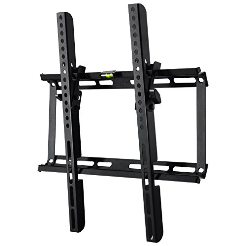 MODERN LIFE Soporte de Pared para TV de 32-55 Pulgadas 81-140cm, 0-12°Inclinable, VESA 100x100-400x400...