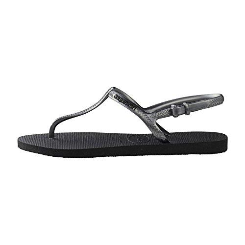 womens-havaianas-freedom-lightweight-beach-summer-holiday-strappy-sandals-black-6-7