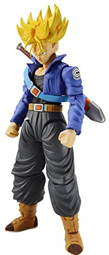 Dragon Ball Z - Super Saiyan Trunks Plastic Model [Figure-rise Standar