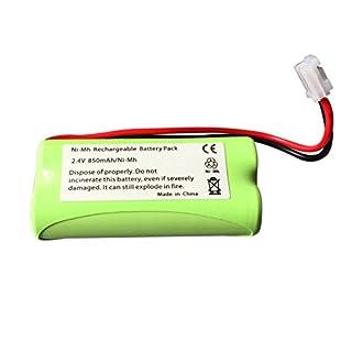 ABC Products® Ersatz Tomy Akku / Batterie LP175N / TP71028B für TD300, TD350, TF525 babyphone / Digital Plus Baby Infant Monitor