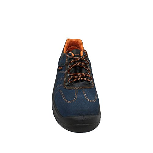 Princetown cSY s1P sRC chaussures de travail chaussures chaussures berufsschuhe businessschuhe plat bleu Bleu