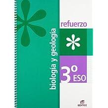 Refuerzo Biología y Geología 3º ESO (Cuadernos de Refuerzo) - 9788497714549