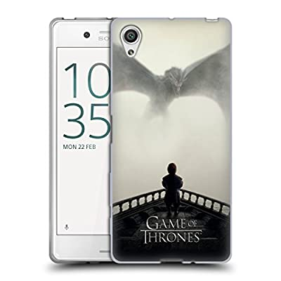 Head Case Designs Official HBO Game Of Thrones Vengeance Key Art Soft Gel Case for Sony Xperia X/X Dual