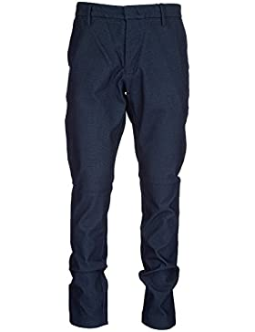 Emporio Armani pantalones de hombre nuevo blu