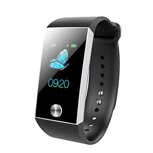 Fitness Armband Uhr Wasserdicht Fitness Tracker Schrittzähler Sport Uhr Schlafmonitor Kalorienzähler für Kinder Damen Herren