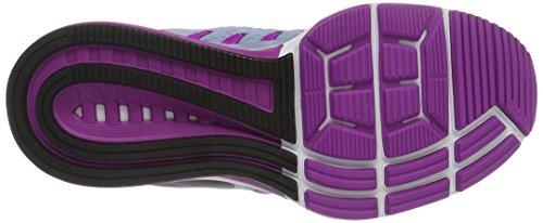 Nike Wmns Air Zoom Vomero 11, Chaussures de Running Entrainement Femme Gris (Blue Grey/Hyper Violet/Blue Tint/Black)