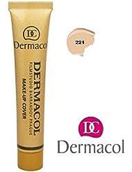 Dermacol Maquillage Cover (fond de teint Coque tous les cicatrices ou tatouages)