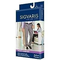 860 Select Comfort Series 20-30 mmHg Men's Closed Toe Knee High Sock Size: S3, Color: Black 99 by Sigvaris preisvergleich bei billige-tabletten.eu