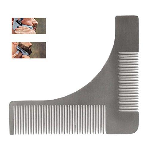 Hosaire Barba Peine-guía para Cortapelos Barberos y Afeitadoras Corporales Uso Fácil y Diseño Nuevo de Alta calidad
