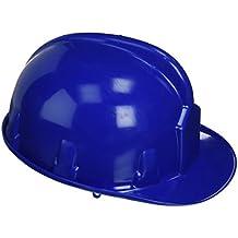 Wolfpack 15030024 - Cascos para obra, color azul
