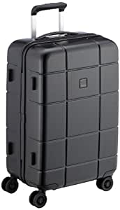 TITAN Roller Case Backstage 4 Wheel Trolley Small 35 Liters Black 82496