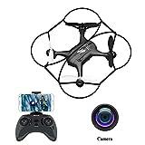 ATOYX AT-96 Drone avec Caméra HD Hélicoptère FPV Avion Mini WiFi Drone Quadcopter...