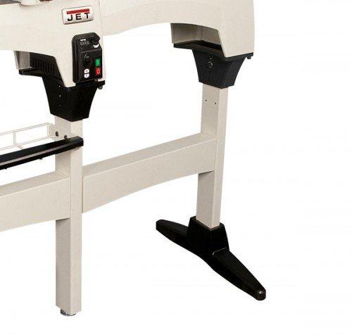 Preisvergleich Produktbild JET Verlängerung für Maschinenuntersatz für JWL-1221VS Drechselbank