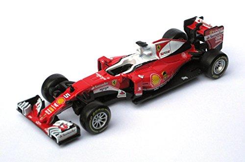 Preisvergleich Produktbild Scuderia Ferrari Racing F1 SF16-H #5 Sebastian Vettel 2016 1:43 Bburago