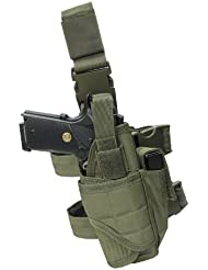CONDOR TTLH-001 Tornado Tactical Leg Holster OD