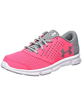 Under Armour UA GGS Micro G Rave RN, Scarpe Running Bambina