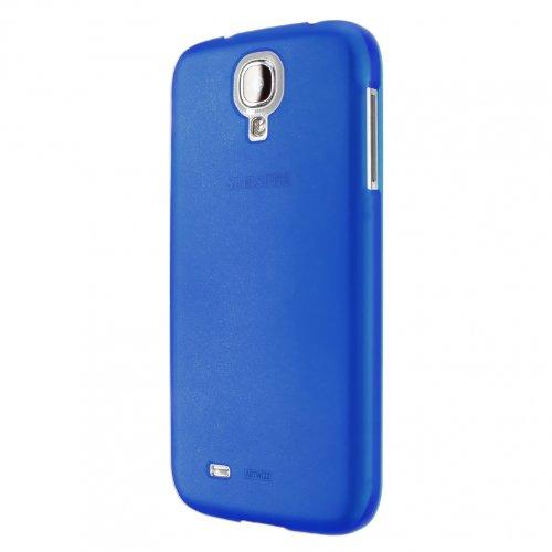 Artwizz 0588-SJCL-S4BL SeeJacket - Cover a incastro per Samsung Galaxy S4 i9500, Blu scuro