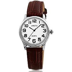 MOM watches/Quartz watches in the elderly-D