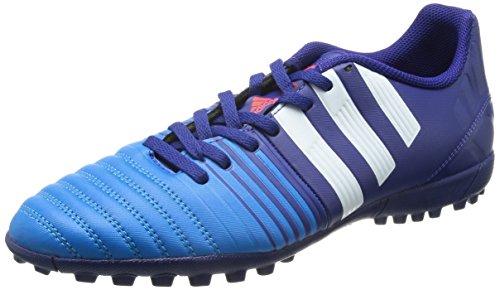 Adidas nitrocharge fussballschuhe 4 tF Violet - amazon purple f14/ftwr white/solar blue2 s14