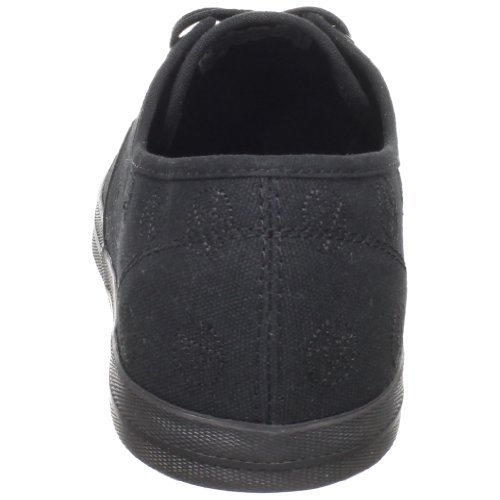 EmericaWINO - Scarpe da Ginnastica Basse Unisex – adulto Black/black