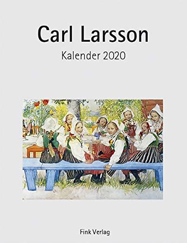 Carl Larsson 2020: Kunst-Einsteckkalender