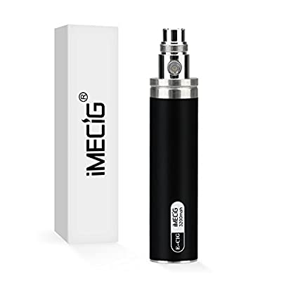 IMECIG® EVOD EGO 3200mah Adjustable Voltage Electronic Cigarette E Cig Vape Battery , No Charger, No Nicotine from IMECIG