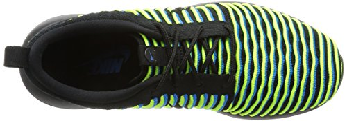 Nike 844929-003, Sneakers trail-running femme Noir