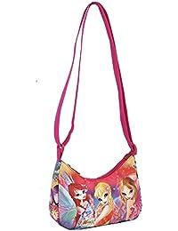 Winx W91598 Fu Borsa Sportiva per Bambini, 17 cm, Multicolore