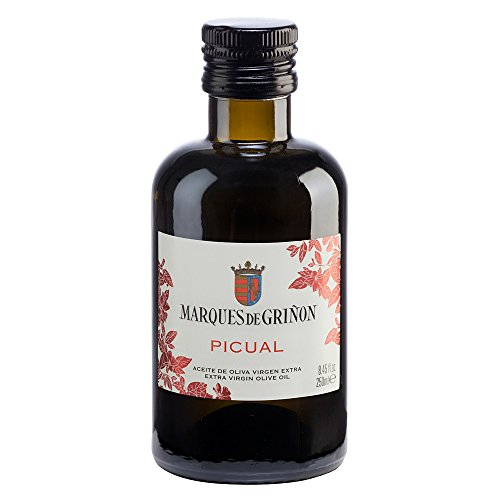 Kaltgepresstes Olivenöl 0,25 l / Duo Picual Aceite de Oliva Virgen Extra (Thunfisch-oliven-öl)
