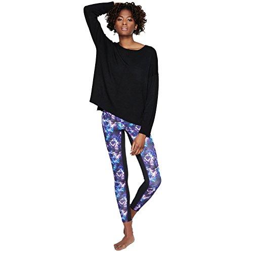 Animal, leggings da donna Eyelyn ocean da corsa o fitness Cobalt Blue