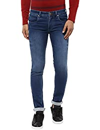 SAPIENS™ Branded Best Quality Knitted Premium Denim Comfortable Slim Fit Stretchable Trendy Jeans Pant For Stylish...