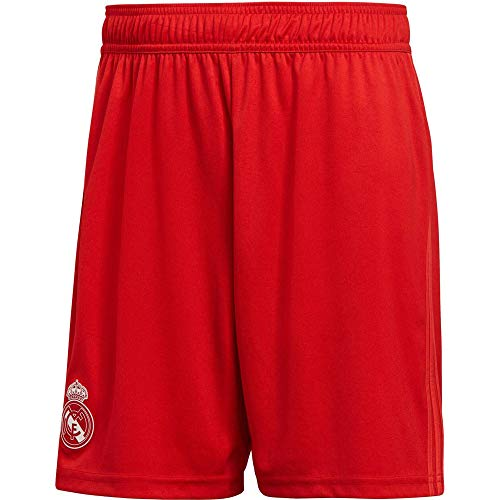 adidas Performance Herren Fußballshorts Real Madrid 3RD Shorts rot (500) XL