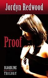 Proof (Thorndike Press Large Print Christian Mystery) by Jordyn Redwood (2013-04-10)