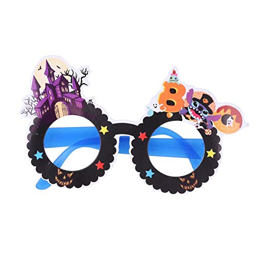AnySell Lustige Brille für Kinder, Halloween-Requisiten, Kostüm, Party-Dekoration, ()