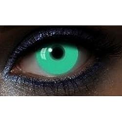 Aec le40002blandas color Glow UV duración 1an, verde