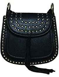 Steve Madden Womanss Rokstar Crossbody Bag