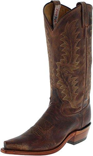 Tony Lama Fashion Stiefel (FB Fashion Boots Tony Lama 6979 D Tan/Herren Westernreitstiefel Braun/Herrenstiefel/Reitstiefel/Western Riding Boots, Groesse:41 (8 US))