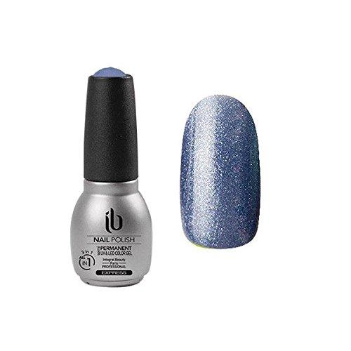 Gel UV semi-permanent 3 en 1 Nacré Lilas