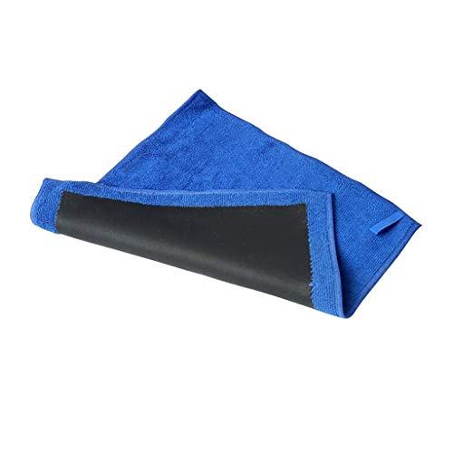 Preisvergleich Produktbild TianranRT Autowasch-Reinigungstuch-Schleifen-Sc... Lehm-Tuch,  Das Magisches Rost-Tuch Einzeln Aufführt