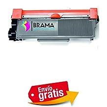 Bramacartuchos - Tóner compatible con Brother Tn2320 Alta Capacidad DCP-L2520DW, HL-L2300D, HL-L2340DW, HL-L2360DN, HL-L2365DW, MFC-L2700DW, MFC-L2720DW, MFC-L2740DW