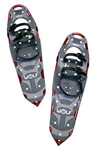 WOLF VULCANO 30, Men's Exped. Snowshoes, 23 x 76 cm, up to 115 kg