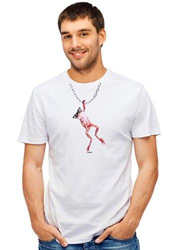 Retreez  Herren T-Shirt Gr. Medium, (Costume Beach Halloween Boys)